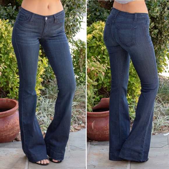 best collection available big collection NWT Judy Blue Fitted Trouser Flare Leg Jean NWT